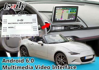 Mazda MX-5 Android Car Interface Black Box 16GB EMMC 2GB RAM With WIFI BT