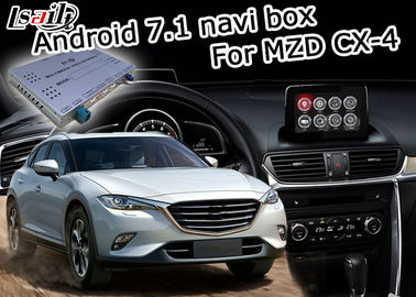 Mazda CX-4 CX4 Multimedia Video Interface optional carplay android auto android interface