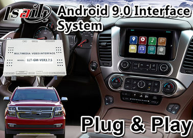 Android 9.0 Multimedia Video Interface For Chevrolet GMC Tahoe