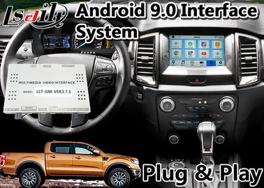 Lsailt Android Ford Navigation Video Interface for Ranger / Explorer SYNC 3 System WIFI BT Mirror link Cast Screen