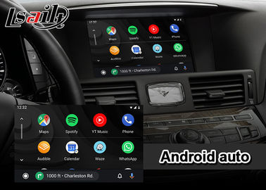 Interface automatique sans fil Digital de Carplay Android pendant l'année d'Infiniti Q70 2013-2019