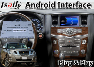 Android 9.0 Video Interface GPS Navigation for 2012-2017 Nissan Patrol