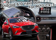 Chine Waze visuel youtube de Google de contrôle de bouton d'Android 6,0 Mazda d'interface de navigation de Mazda CX-3 usine