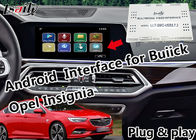 Interface d'automobile d'Android 6,0 pour la carte 2014-2018 en ligne de soutien de Mokka d'insignes d'Opel Crossland Miracast CarPlay WIFI