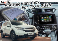 Lsailt Honda CR-V 2016 - waze youtube etc. de lien de miroir d'interface de boîte de navigation d'Android