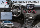 Interface d'automobile de W176 Android 6,0 pendant 2015-2019 l'année Mercedes-Benz Waze classe un Youtube