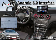 Interface d'automobile de W176 Android 9,0 pendant 2015-2019 l'année Mercedes-Benz Waze classe un Youtube