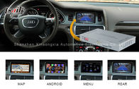 Chine Interface visuelle de Mirrorlink Audi avec le magnétoscope, interface de multimédia d'Audi A8L A6L Q7 usine