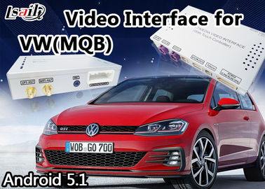 Chine Interface visuelle de multimédia d'Android 6,0 pour VW Golf 7 2014-2017 avec la navigation de Mirrorlink GPS distributeur