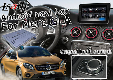 Chine Boîte visuelle de navigation de voiture d'interface pour le benz Gla Mirrorlink, Rearview (Ntg 5,0) de Mercedes distributeur